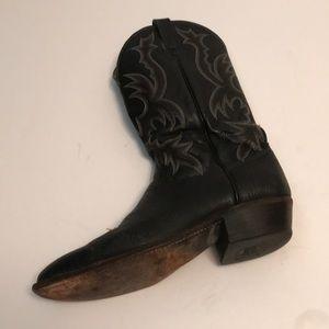 DAN POST Western Boots Men's Sz 8 1/2 D Pointed
